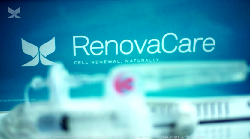 RenovaCare SkinGun™ Stem Cell Sprayer - Cell Renewal, Naturally